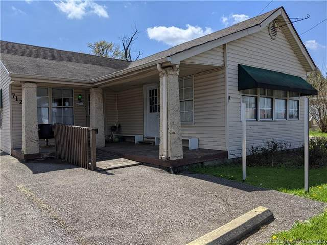 712-714-716 E 10th Street, Jeffersonville, IN 47130 (MLS #202106929) :: The Paxton Group at Keller Williams Realty Consultants