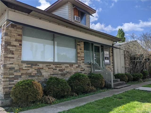 1006-1008 E 10th Street, Jeffersonville, IN 47130 (MLS #202106931) :: The Paxton Group at Keller Williams Realty Consultants