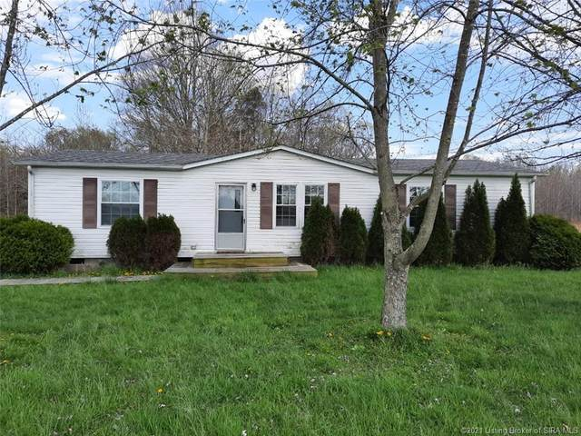 7608 E Tank Pond Road, Nabb, IN 47147 (MLS #202106944) :: The Paxton Group at Keller Williams Realty Consultants