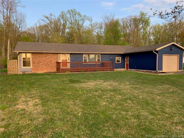 3368 N Michigan Road, Madison, IN 47250 (#202106973) :: The Stiller Group