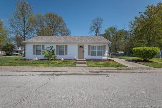 3902 Horne Avenue, New Albany, IN 47150 (MLS #202106986) :: The Paxton Group at Keller Williams Realty Consultants