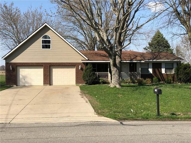 757 E 400 N, Madison, IN 47250 (MLS #202106993) :: The Paxton Group at Keller Williams Realty Consultants