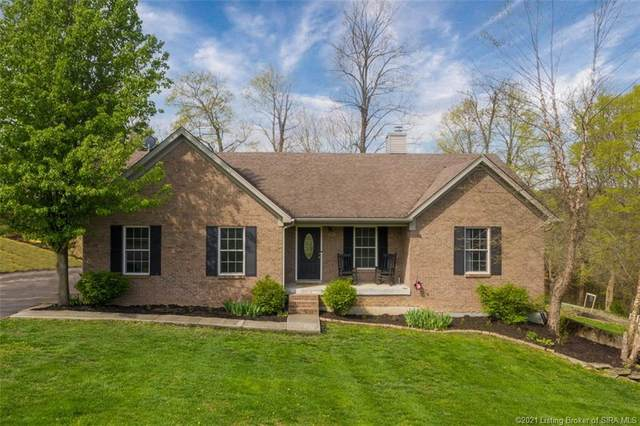 7463 Saddlebrook Court, Greenville, IN 47124 (MLS #202107003) :: The Paxton Group at Keller Williams Realty Consultants