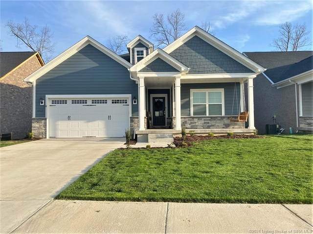 2017 Prestwick Place, Henryville, IN 47126 (MLS #202107014) :: The Paxton Group at Keller Williams Realty Consultants