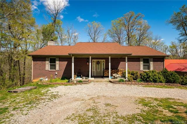 7352 Beech Tree Lane SE, Elizabeth, IN 47117 (MLS #202107058) :: The Paxton Group at Keller Williams Realty Consultants