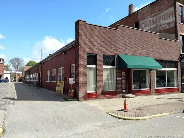 319 E Main Street B, Madison, IN 47250 (#202107165) :: The Stiller Group