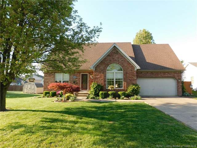 289 Greenway Drive, Scottsburg, IN 47170 (#202107169) :: The Stiller Group