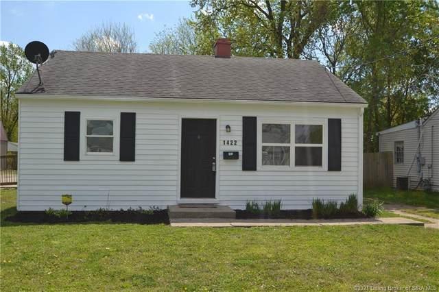 1422 Grubbs Avenue, Jeffersonville, IN 47130 (#202107172) :: The Stiller Group