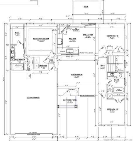 8267 Crimson Creek Court, Georgetown, IN 47122 (#202107225) :: The Stiller Group