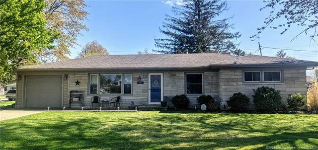 235 Hargan Drive, Madison, IN 47250 (MLS #202107251) :: The Paxton Group at Keller Williams Realty Consultants