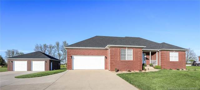 203 Pebble Brook Drive, Charlestown, IN 47111 (#202107277) :: The Stiller Group