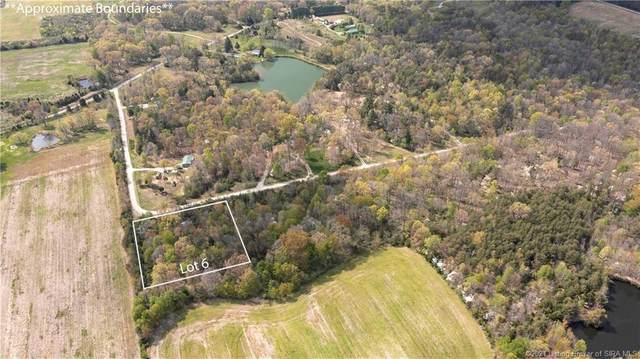 Tract #6 Wolf Creek Drive, Lexington, IN 47138 (#202107279) :: The Stiller Group