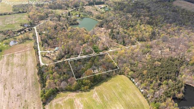Tract #7 Wolf Creek Drive, Lexington, IN 47138 (#202107283) :: The Stiller Group
