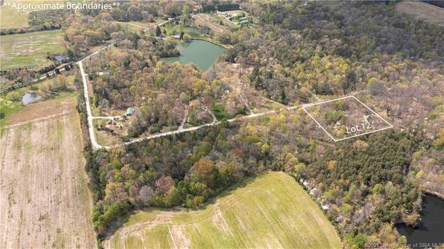 Tract #12 Wolf Creek Drive, Lexington, IN 47138 (#202107286) :: The Stiller Group