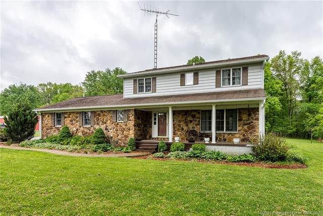5187 Baker Hollow Road NW, Depauw, IN 47115 (#202107316) :: The Stiller Group
