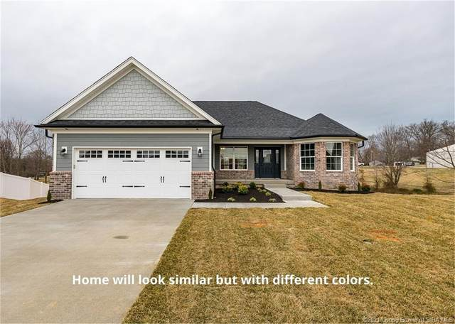 Lot 243 Brookhollow Court, Charlestown, IN 47111 (#202107324) :: The Stiller Group