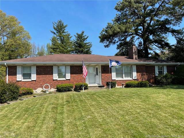 3817 Rainbow Drive, New Albany, IN 47150 (#202107336) :: The Stiller Group