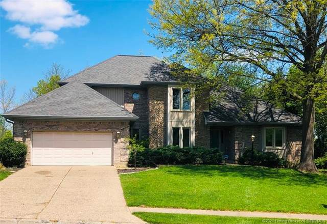 3626 Greenfield Drive, New Albany, IN 47150 (MLS #202107338) :: The Paxton Group at Keller Williams Realty Consultants
