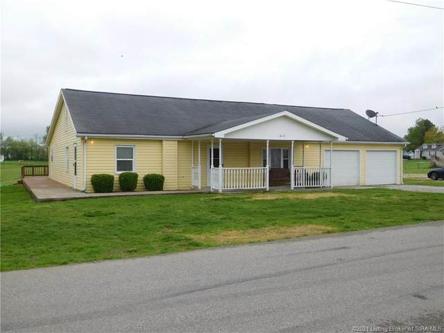1429 N Canton Road N, Salem, IN 47167 (#202107405) :: The Stiller Group