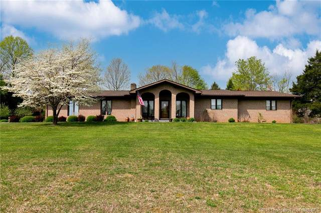 2633 S Old State Road 37, English, IN 47118 (#202107419) :: The Stiller Group