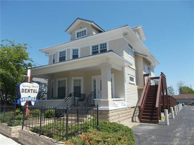 1410 Spring Street, Jeffersonville, IN 47130 (#202107439) :: The Stiller Group