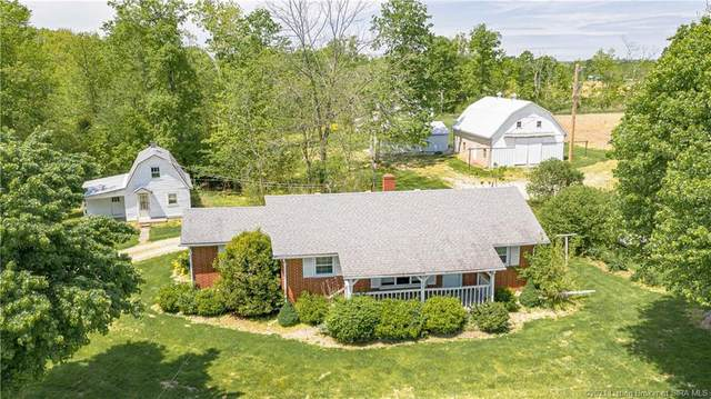 22809 Greenville Borden Road, Borden, IN 47106 (MLS #202107520) :: The Paxton Group at Keller Williams Realty Consultants
