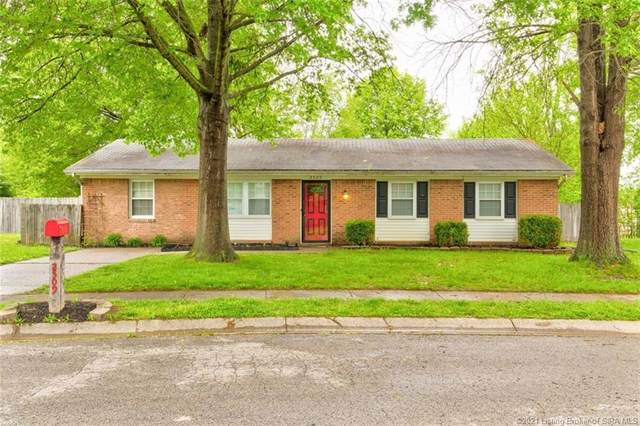 2509 Bishop Circle, Jeffersonville, IN 47130 (#202107538) :: The Stiller Group