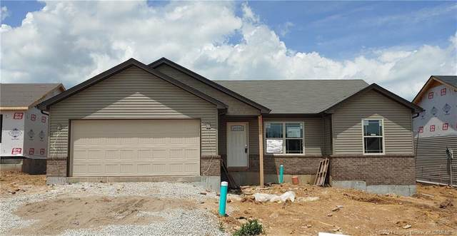 8114 Wagner Ave. Ne Lot 43, New Salisbury, IN 47161 (MLS #202107583) :: The Paxton Group at Keller Williams Realty Consultants