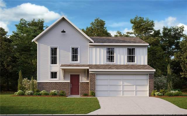 206 Harmony Way, Charlestown, IN 47111 (MLS #202107595) :: The Paxton Group at Keller Williams Realty Consultants