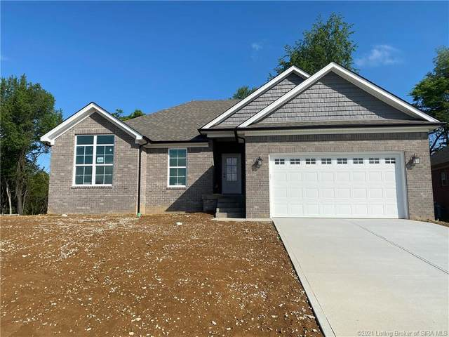 4409 Chickasawhaw (Lot 105) Drive, Sellersburg, IN 47172 (#202107624) :: Impact Homes Group