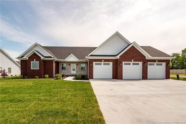 3112 Lake Vista Drive E, Jeffersonville, IN 47130 (MLS #202107650) :: The Paxton Group at Keller Williams Realty Consultants