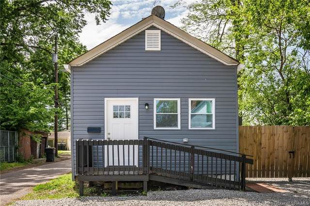 417 E 18th, New Albany, IN 47150 (#202107686) :: The Stiller Group
