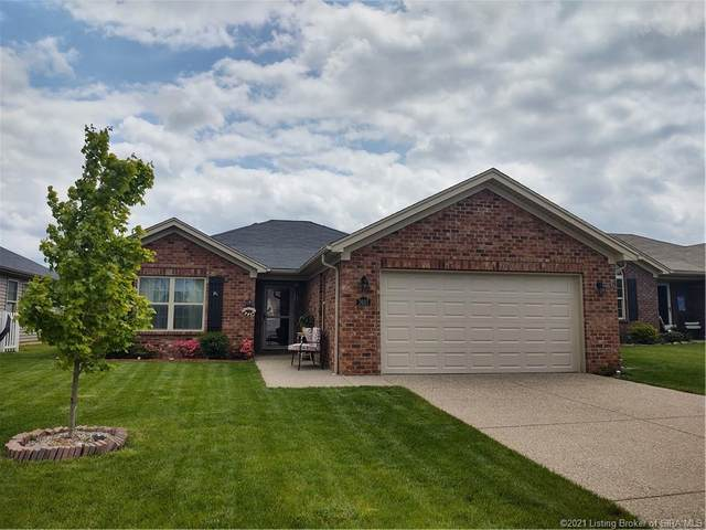 7607 Julia Drive, Sellersburg, IN 47172 (MLS #202107702) :: The Paxton Group at Keller Williams Realty Consultants
