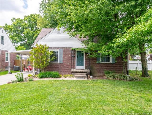 643 N Whitcomb Avenue, Clarksville, IN 47129 (#202107713) :: The Stiller Group