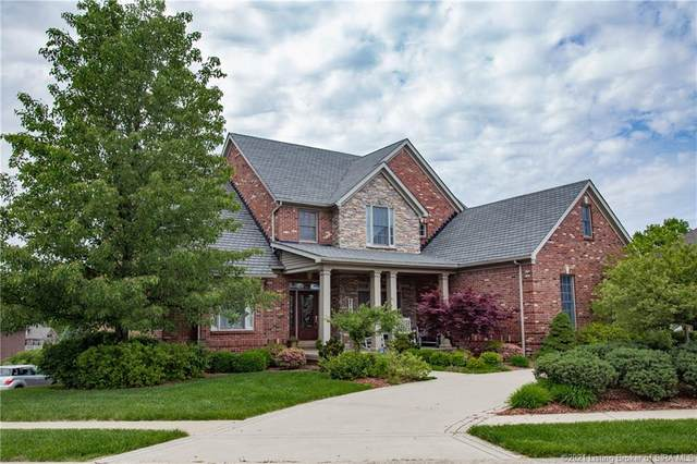 4020 Marquette Drive, Floyds Knobs, IN 47119 (MLS #202107752) :: The Paxton Group at Keller Williams Realty Consultants