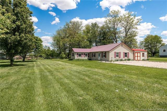 2543 N State Road 11, Seymour, IN 47274 (#202107785) :: The Stiller Group