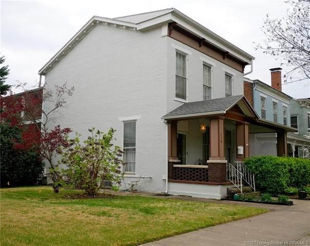 618 E 2nd Street, Madison, IN 47250 (#202107818) :: The Stiller Group