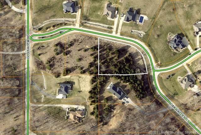 4005 Oak Valley Court, Lanesville, IN 47136 (#202107830) :: The Stiller Group