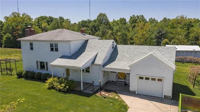 6471 Moser Knob Road, Floyds Knobs, IN 47119 (#202107841) :: The Stiller Group