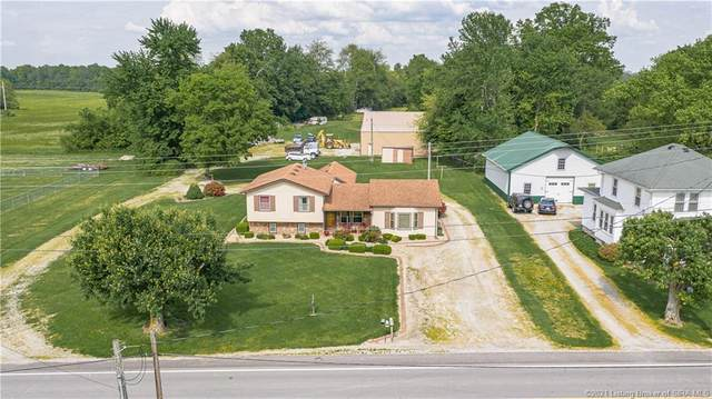 140 N State Road 39, Scottsburg, IN 47170 (MLS #202107898) :: The Paxton Group at Keller Williams Realty Consultants