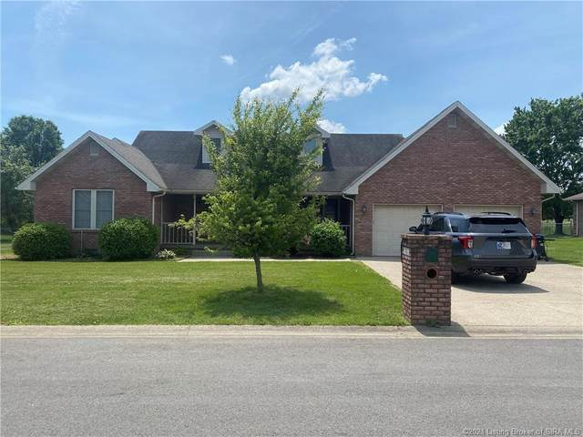 401 N Nicole Lane, Scottsburg, IN 47170 (MLS #202107950) :: The Paxton Group at Keller Williams Realty Consultants