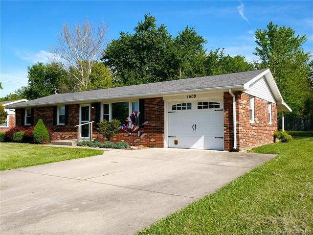 1500 Bear Street, Madison, IN 47250 (MLS #202107963) :: The Paxton Group at Keller Williams Realty Consultants