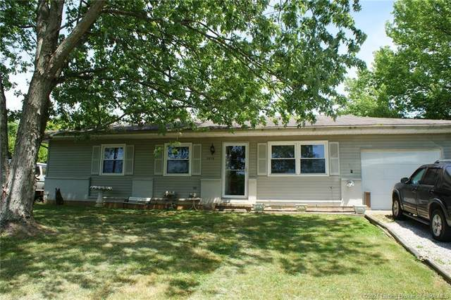 2119 Cherry Circle, Georgetown, IN 47122 (MLS #202107966) :: The Paxton Group at Keller Williams Realty Consultants