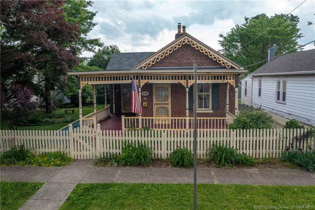 714 E First Street, Madison, IN 47250 (MLS #202107970) :: The Paxton Group at Keller Williams Realty Consultants