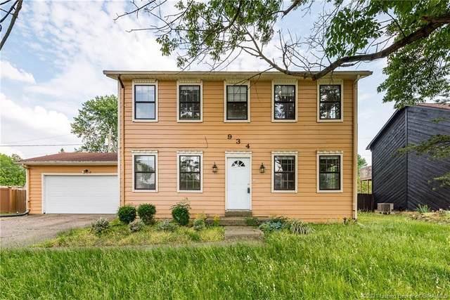 934 Cottonwood Drive, Clarksville, IN 47129 (#202108045) :: The Stiller Group