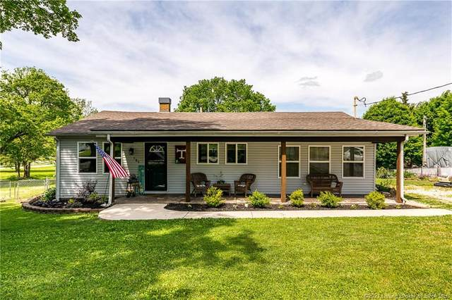 589 N Helm Street, Paoli, IN 47454 (MLS #202108055) :: The Paxton Group at Keller Williams Realty Consultants