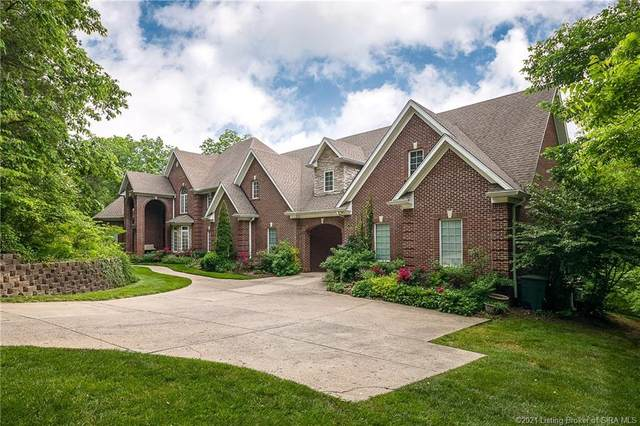159 Long Run Road, Louisville, KY 40245 (MLS #202108067) :: The Paxton Group at Keller Williams Realty Consultants