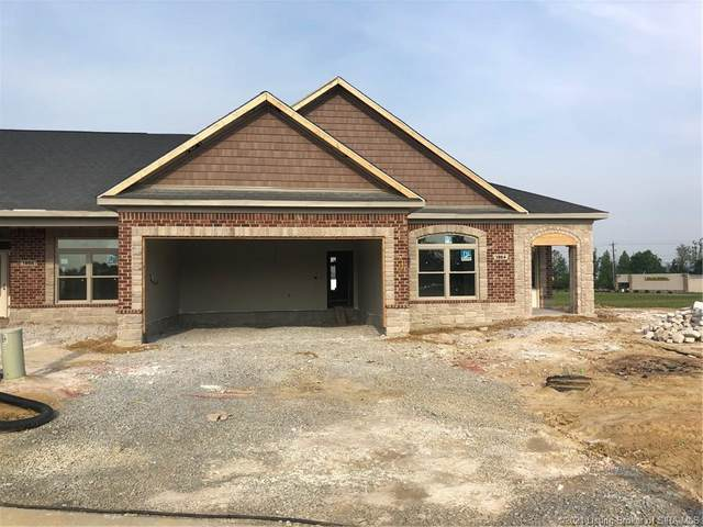 1864 Mystic Falls Circle Lot 101, Jeffersonville, IN 47130 (MLS #202108076) :: The Paxton Group at Keller Williams Realty Consultants