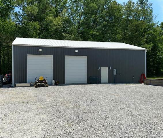 1925 S Carmel Road, Hanover, IN 47243 (MLS #202108106) :: The Paxton Group at Keller Williams Realty Consultants