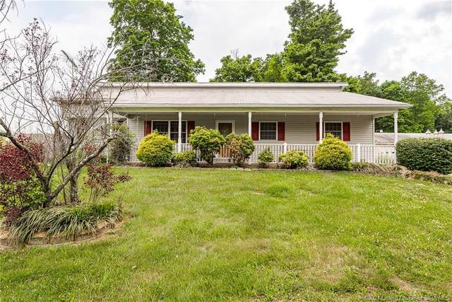 2025 Apple Lane SE, Elizabeth, IN 47117 (MLS #202108133) :: The Paxton Group at Keller Williams Realty Consultants